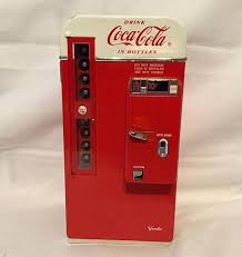 Coca Cola Mini Vending Machine Simple Mini Coca Cola Musical Vending Machine Bank I'd Like To I
