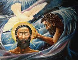 Image result for pembaptisan tuhan yesus