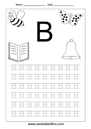 Free Letter Tracing Worksheets Tracing Letter N From Free Coloring ...
