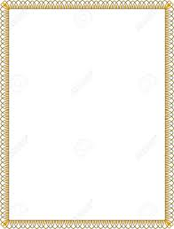 Small Picture Image result for thin certificate borders Page borders Pinterest