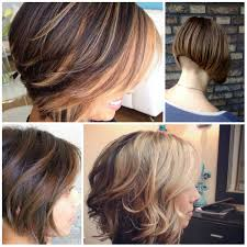 Stacked Bob Hair Style stacked bob hairstyle ideas for 2018 2017 haircuts hairstyles 7194 by wearticles.com