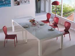 When you live in a small space you do not want a large dining set taking up  valuable real estate in your home. Of course you also would like to have  the ...