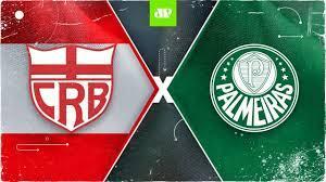 ASSISTIR AO VIVO AGORA Palmeiras x CRB online ou na TV e grátis pela Copa  do Brasil 2021, QUARTA (09/06), ESCALAÇÕES E PALPITES