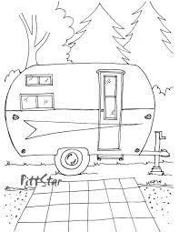 Small Picture Instant Download Vintage Arrow Travel Trailer Printable Adult