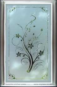 stained glass bevelled bevel patterns etched within windows ideas window stencils i