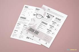 Graphic Designer Resume Template Psd Ai Zippypixels