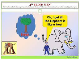 40 Blind Man The Elephant Magnificent Images About Blind Men Quotes