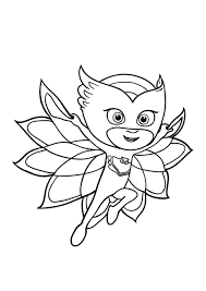 Please download any of our high quality coloring pages for your children. 58 Stunning Coloring Book Pj Masks Robertdee