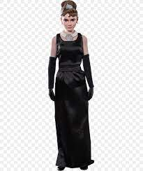Holly Golightly Little Black Dress, PNG ...