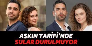"""Aşkın Tarifi Setinde """"Garip"""" Olaylar! Kadir Doğulu ve Serra Arıtürk'ün  Yasak Aşk İddiasından Sonra Şimdi de… - Dizisi Yeni Bölüm"""