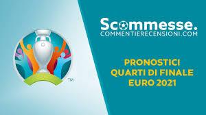 ⚽Pronostici Europei 2021: prediction quarti di finale Euro 2020 - YouTube