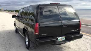 2000 Chelrolet tahoe LIMITED for sale on ebay - YouTube