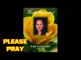 SCIAN IVY LAWRENCE'S FUNERAL MASS - YouTube