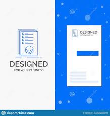 Design Check Categories Business Logo For Categories Check List Listing Mark