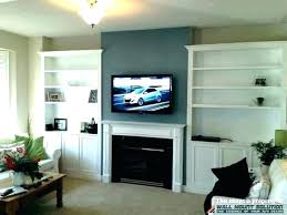 how to mount tv on brick fireplace mounting a above fireplace mount a over fireplace full