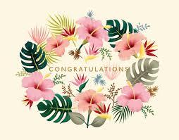 Congratulations Cards Postable
