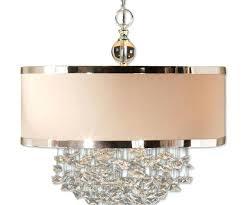 crystal drum chandelier modern drum chandeliers contemporary modern crystal drum shade chandelier crystal chandelier with sheer drum shade