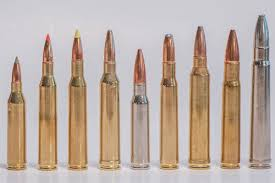Logical Rifle Caliber Stopping Power Chart Rifle Ammunition