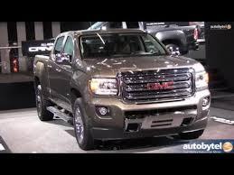 2015 GMC Canyon Pickup Truck Walkaround @ Detroit Auto Show (NAIAS ...
