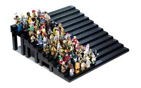 Lego Display Stands MOC My Minifigure Display Stand Special LEGO Themes 36