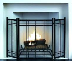 free standing fireplace screens fireplace screens fireplace screen with fireplace screens also brushed nickel fireplace screen