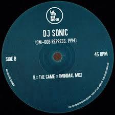 Q The Game Dj Sonic Q Bick The Game La Vie En Rose Lvr19 Vinyl