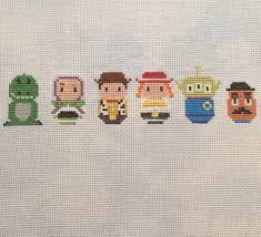 Fo Toy Story By Cloudsfactory A Quick Stitch For One Of My