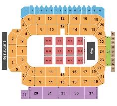 Jeff Dunham Seating Chart Interactive Seating Chart Seat