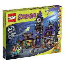 scooby doo lego building sets