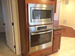 built in wall microwave full size of granite kitchen