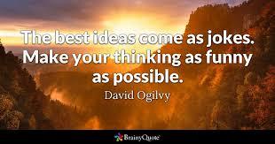 David Ogilvy Quotes