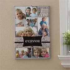 personalized photo collage canvas art family memories 12738 on personalized photo collage wall art with custom photo collage canvas 12x18 family memories photo collage