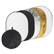 35 47 inch portable 5 in 1 photo reflector photography light mulit collapsible banggood sold out