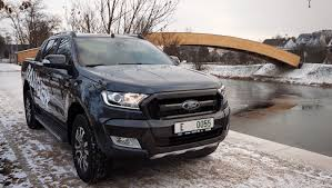 The European Ford Ranger is Much Like the American F-150 - Ford ...