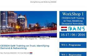 Widening Stakeholder Title And Deliverable Cessda 2 Strengthening 3 Pxw00HA