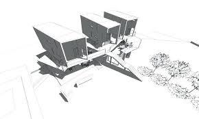 Architectural Design Concept Modern Style Architecture Concept