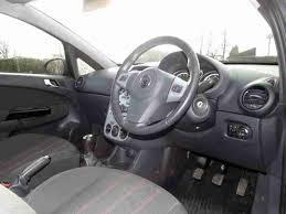 steering safety vauxhall corsa black wheels