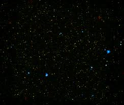 a range of supermive black holes lights