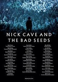 <b>Nick Cave</b> and The <b>Bad</b> Seeds European and UK Tour 2020 - Nick ...