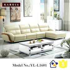heated leather couch l and cooled