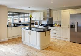 off white kitchen cabinets dark floors. White Kitchen Light And Honey New Paint Color For With Wood Off Cabinets Dark Floors