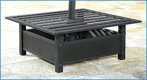 umbrella table stand umbrella stand side table patio umbrella table stand new patio umbrella stand side