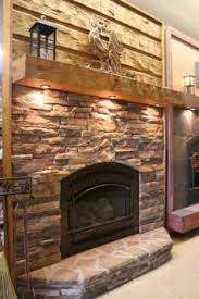 fireplace remodel idea rustic mantle stone everywhere else perfection love the mantels o45 mantels