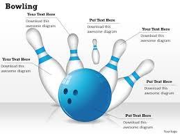 Bowling Chart Template Bowling Powerpoint Template Slide Presentation Powerpoint