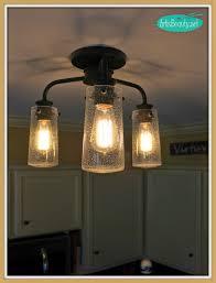 vintage style kitchen lighting. art is beauty vintage style kitchen lighting update buh bye boob light e