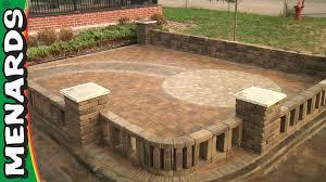 bloc curved patio blok patio