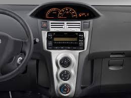 Image: 2008 Toyota Yaris 3dr HB Auto S (Natl) Instrument Panel ...