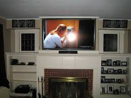 mount tv over fireplace. Full Size Of Mounting Tv Over Gas Fireplace Decorating Ideas For With Mount