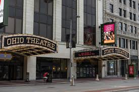 playhouse square has been entertaining clevelanders for decades