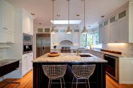 Cool Lighted Kitchen